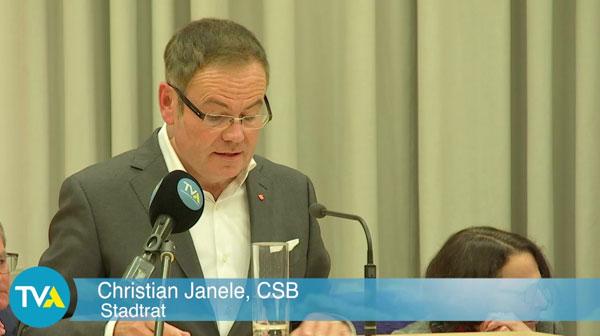 Haushaltsrede 22.11.2019 - Christian Janele CSB